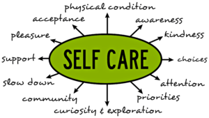 "Self-Care: Balancing ""What You Need"" with ""What Others Need From You"""